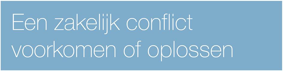 zakelijk-conflict